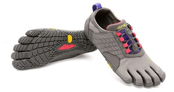 FiveFingers W's Trek Ascent Dark Grey/Lilac